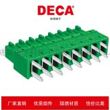 DECA PCB接線端子焊接式MF204-381