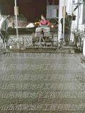 透水地坪施工工藝流程