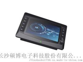 硕博电子销售工程机械触摸显示屏 工业触摸显示屏