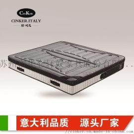 富士床垫定制 连云港酒店宾馆床垫 棕垫乳胶垫厂家