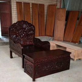 成都森德强古典家具定制 明清新中式仿古装饰设计