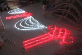 少数名族 LED过街灯 春节灯杆亮化工程