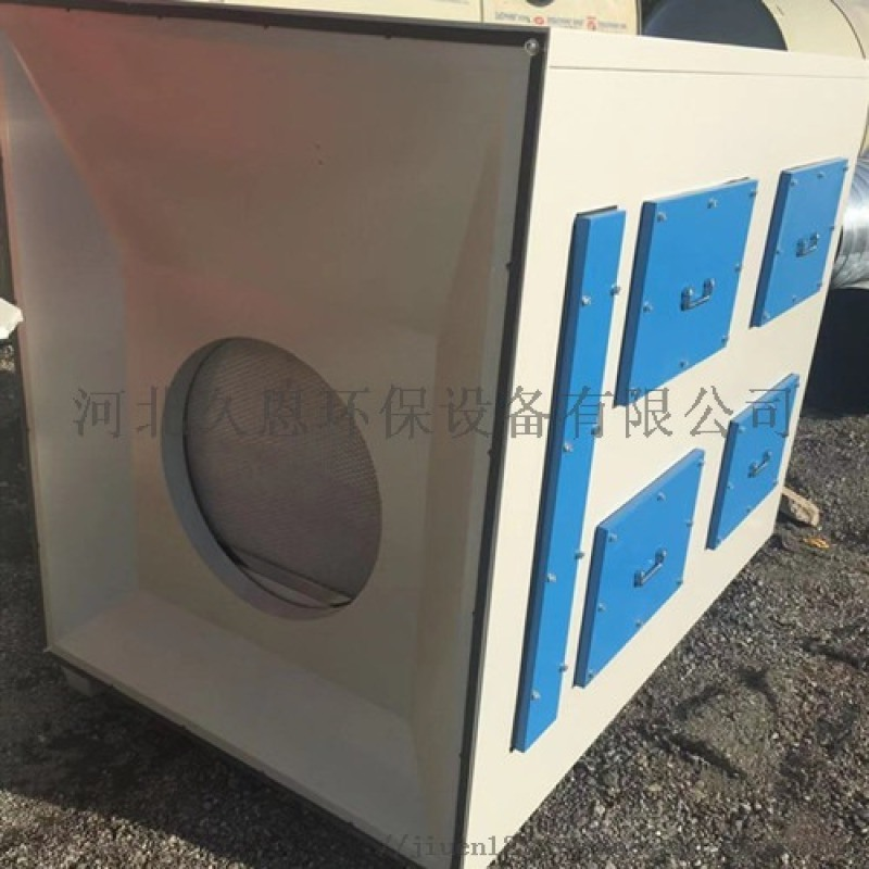 活性炭箱工作原理及维护方法请看这里