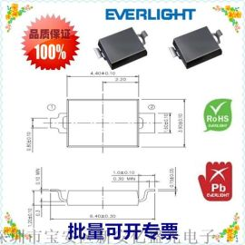 亿光原装贴片光敏接收管PD70-01B-TR10