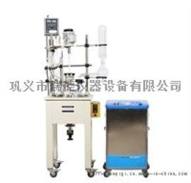 河南厂家直销 100L单层玻璃反应釜