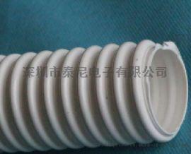 PVC塑筋增强软管,PVC塑筋缠绵软管