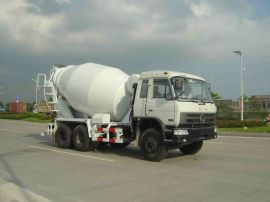 5m3混凝土罐车