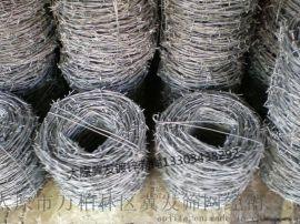 厂家直销太原镀锌刺绳-刺绳防护网-包塑刺绳 质量保证