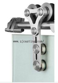 谷仓门厨房门玻璃门室内门隔断门推拉门套装卫浴门欧美式移门吊轨出口品质