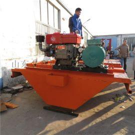 水渠成型机 水利灌溉渠道衬砌机 农用渠道成型机