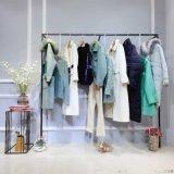 特價女裝如繽女裝尾貨貨源女式貂絨衫棉麻品牌女裝