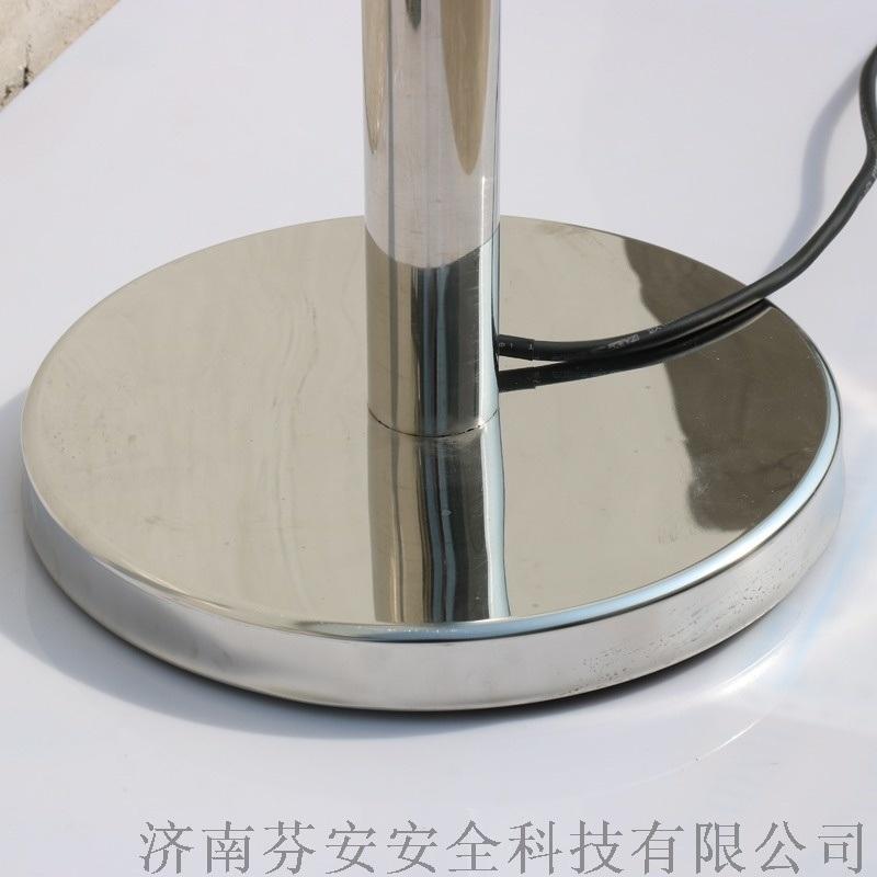 芬安J静电释放器FA016+移动式不锈钢静电释放器
