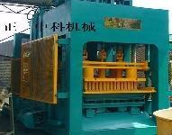 全自动免烧砖机液压全自动免烧砖机