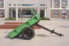1吨手扶拖拉机挂车