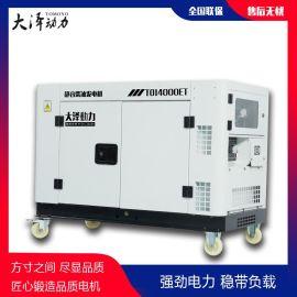 单位用10千瓦柴油发电机