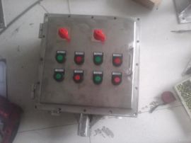 BXM51-6不鏽鋼防爆配電箱