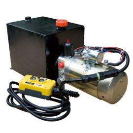 YBZ-F2.5H1W2/WUCAD/RC自卸拖车液压动力单元2
