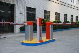 标准型一进一出智能停车场系统