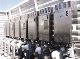 节能高效热水设备
