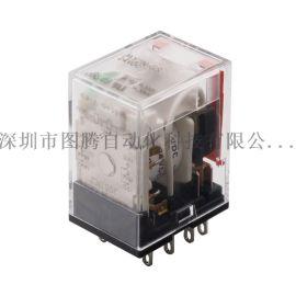深圳欧姆龙中间继电器MY2N-GS DC24