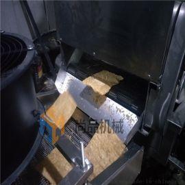快餐加工薄脆油炸机 炸薄脆机器 薄脆油炸机设备