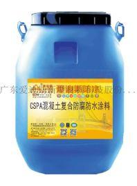 CSPA混凝土复合防腐防水涂料