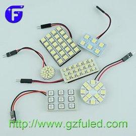汽车阅读灯 PCB车顶灯 品种规格多 按需订做 LED房灯 Auto lamp