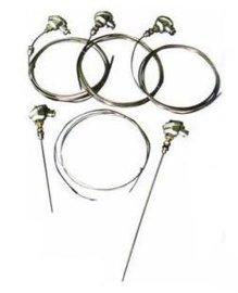 晋江铠装热电阻供货厂家_柔韧型铠装热电阻价格_WZPK-132/133/134铠装热电阻直销