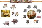 广州名飞卡座沙发KZ-901, 定做餐厅沙发靠墙卡座