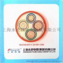 上海永进电缆集团防火电缆WDZAN-BTLY-3X185+1X95