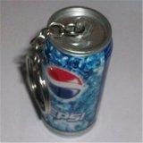 pu易拉罐鑰匙扣 pu鑰匙扣