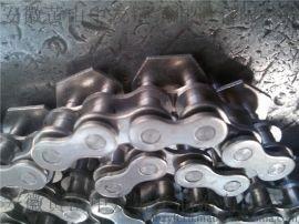 中链08BSS滚子链,不锈钢304材质,性能杠杠滴!
