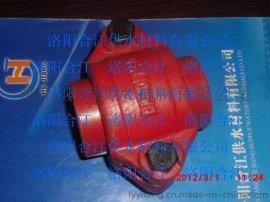 矿山焊接卡箍式管接头