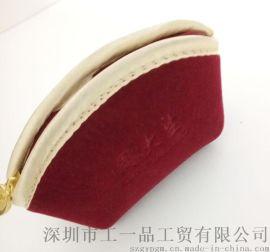 精美便携式小绒布盒 锻布盒 首饰盒 首饰袋 零钱包 纪念小包