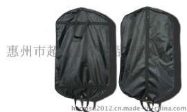 惠州工厂专业定做尼龙挂衣袋 无纺布挂衣袋 涤纶折叠西服套 可印LOGO