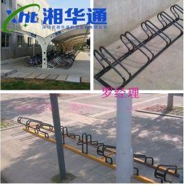 自行车停车架有哪些款式