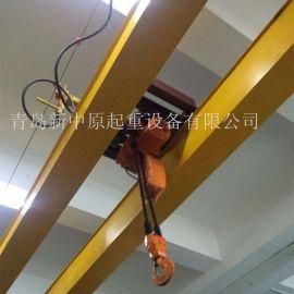 供应山东LH型电动葫芦双梁桥式起重机