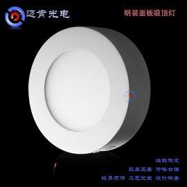 厂家直销LED明装面板灯节能环保全铝欧美流行24WR