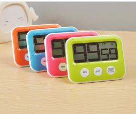 厂家直销新款品牌计时器滚动正负   促销礼品厨房高分贝提醒器