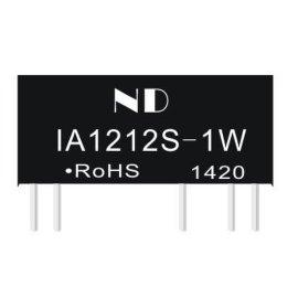订购IA1212S-1W电源模块,  隔离电源芯片生产