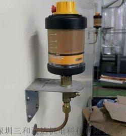 制钉机单点自动润滑器*便宜的进口弹簧重复用油脂杯