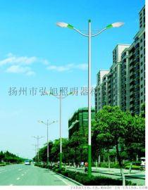 揚州弘旭照明大量製造8米飛利浦250W雙臂燈