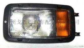 奔驰B001-002/大灯(E)LH/HEAD LAMP(E)LH/6418200861