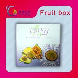 奇异果 水果食品包装盒厂家定制