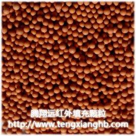 淄博腾翔TX-YHW远红外填充球  南昌现货批发床垫厂用2毫米负离子填充球