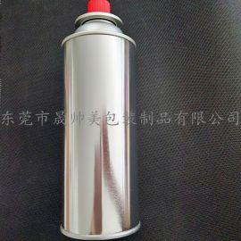 卡式炉气雾罐 马口铁空罐 卡斯气雾罐 瓦斯阀