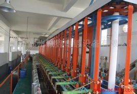 中山二手电镀设备回收/线路板电镀生产线回收