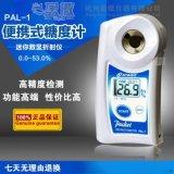 進口PAL-1數顯糖度計0-53% 水果飲料甜度測量儀器 糖份快速檢測