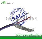 供应安耐特电线电缆2芯铝箔屏蔽线