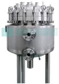 KADOYAEVERBRIGHT专业生产100L不锈钢压力容器/压力罐